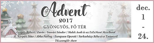 programok gyongyosi advent 2017 01